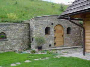 Stavby z kameňa